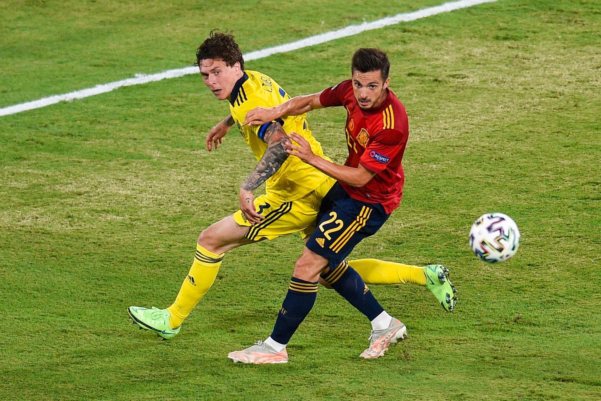 Espagne/Pologne - Les équipes officielles : Sarabia remplaçant