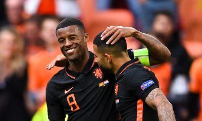 Pieters fait l'éloge de Wijnaldum qui «force ton respect»