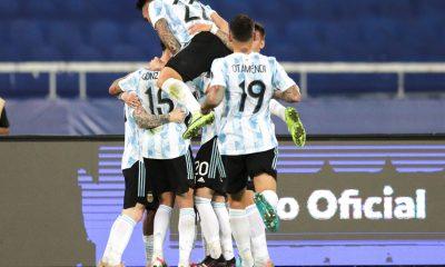 Résumé Argentine/Uruguay (1-0): La vidéo avec le but