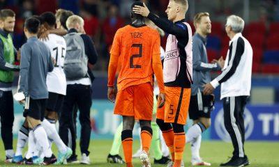 Euro Espoirs - Les Pays-Bas de Bakker éliminés par l'Allemagne en demi-finale