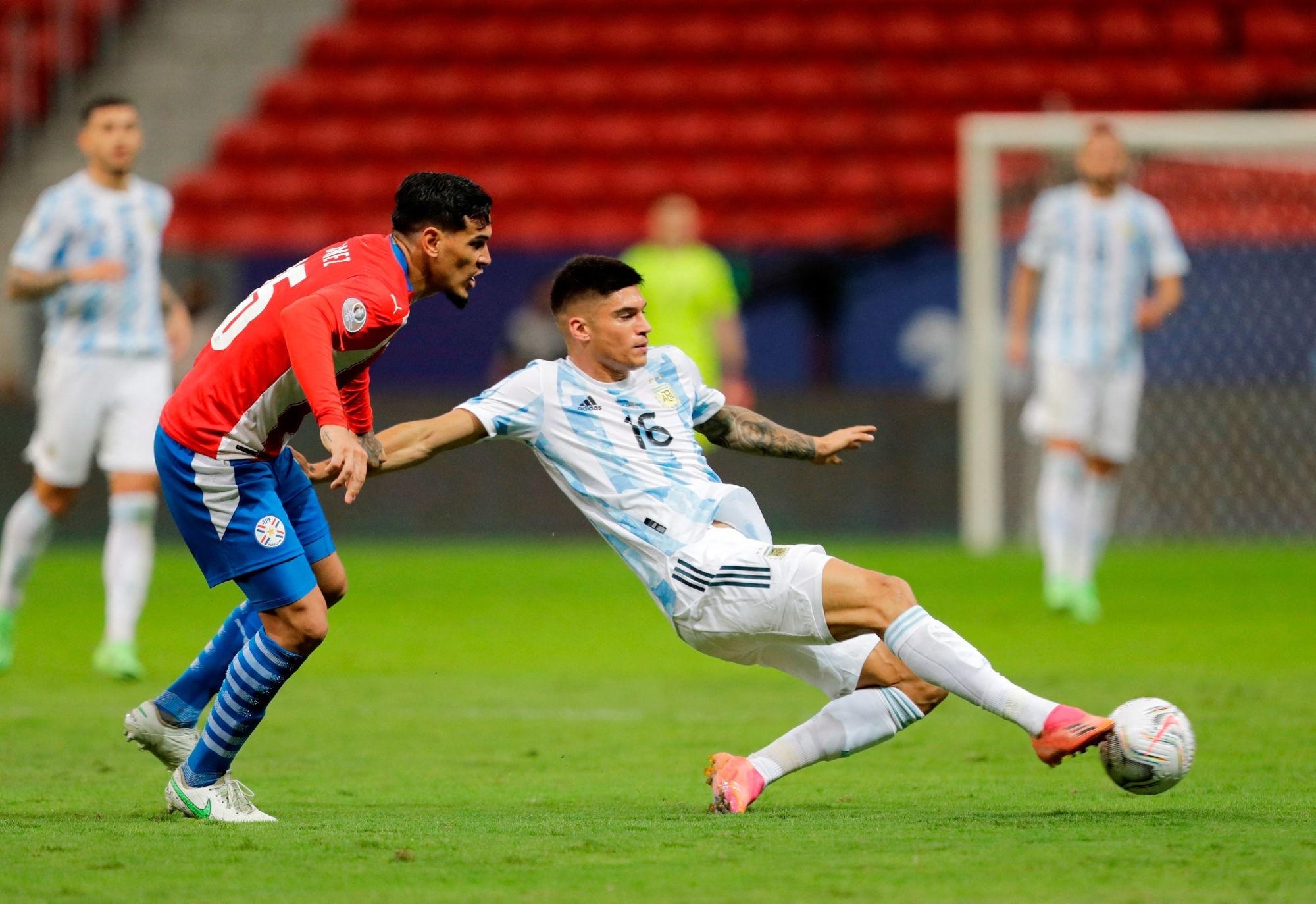 Mercato - Le PSG voudrait un échange pour Correa, mais Sarabia ne suffit pas