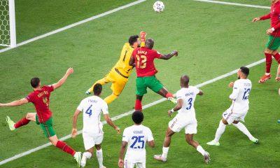"""Danilo envoie un message rassurant après Portugal/France """"tout va bien"""""""