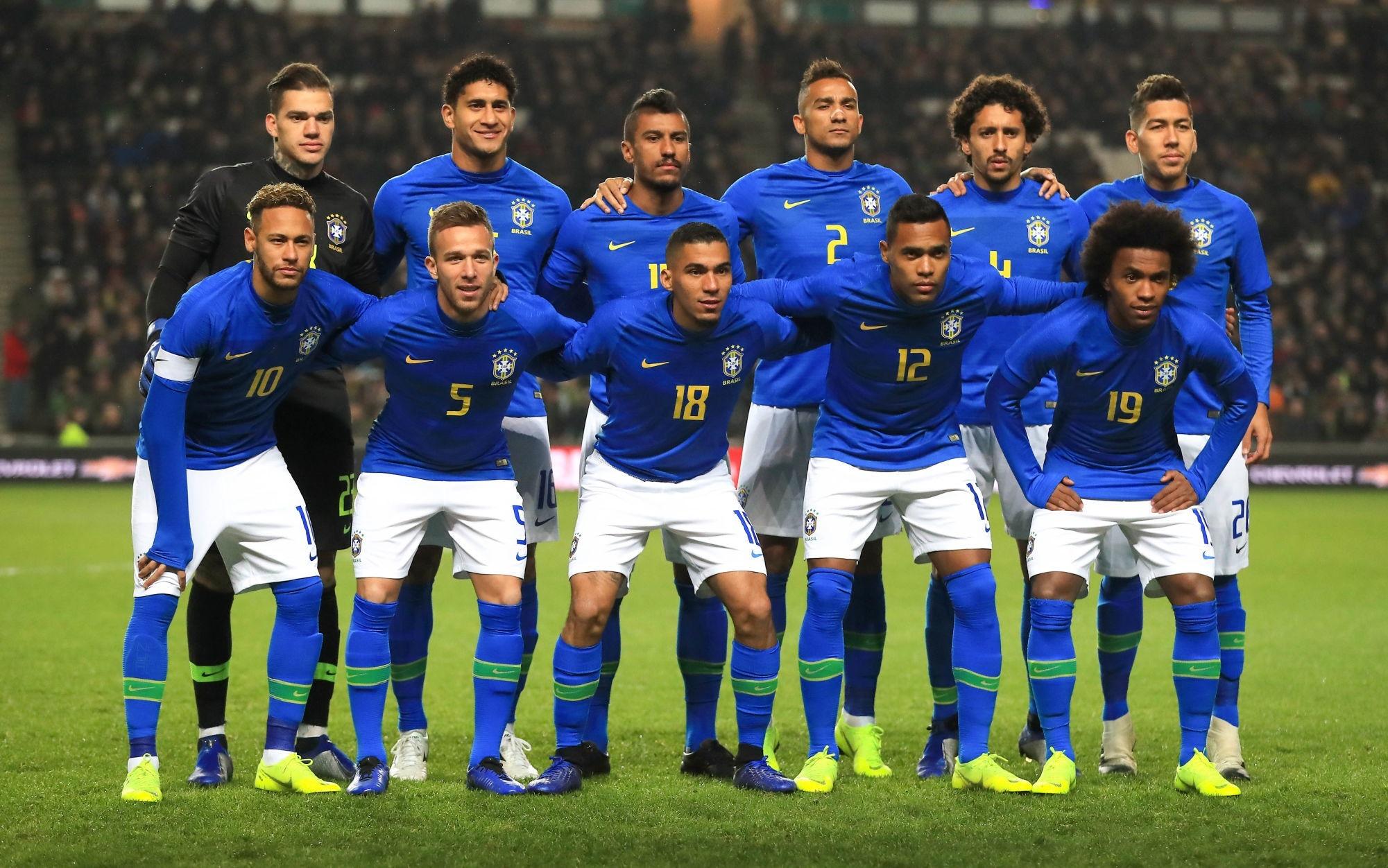 Brésil/Venezuela - Les équipes officielles : Neymar et Marquinhos titulaires