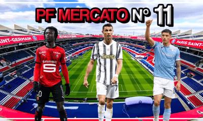 Podcast PSG - Jaoquin Correa, Cristiano Ronaldo, Camavinga, le point mercato