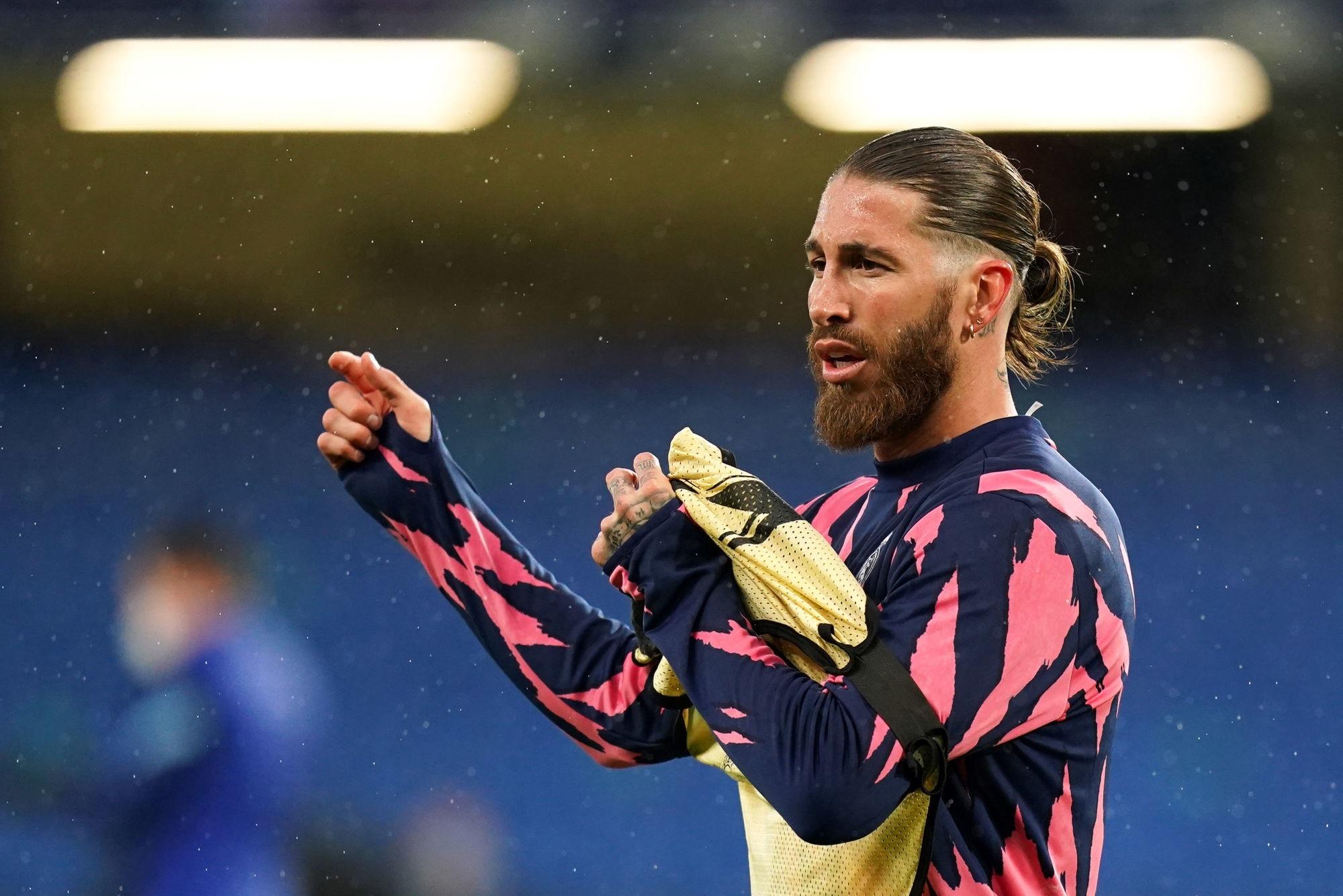 Mercato - La Razon explique la signature de Sergio Ramos au PSG
