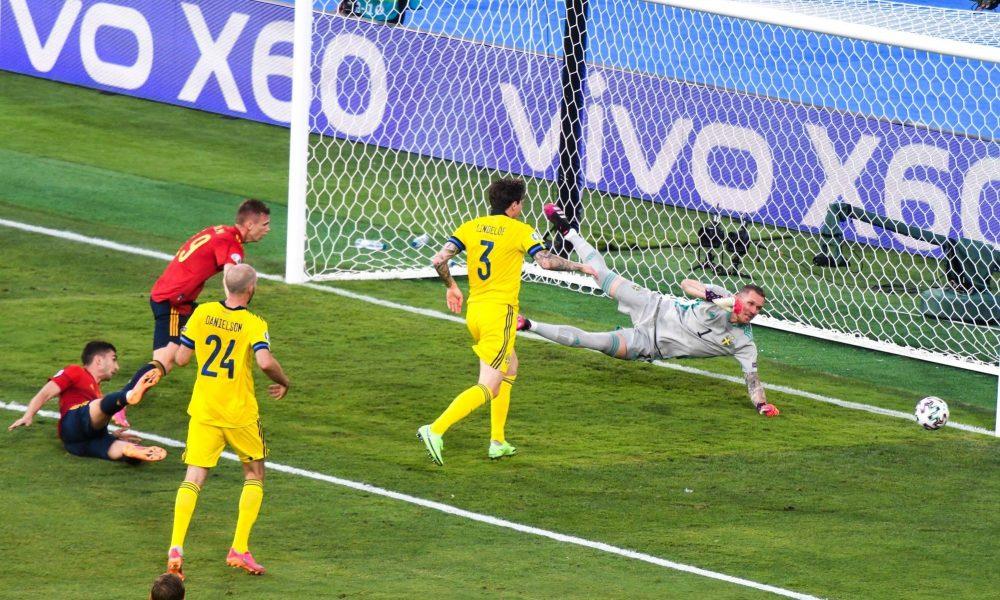 Résumé Espagne/Suède (0-0): La vidéo des temps forts