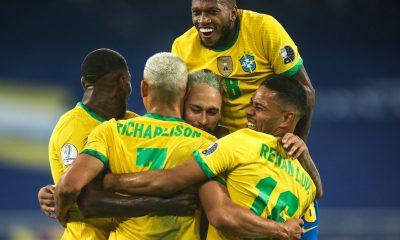 Résumé Brésil/Pérou (4-0) : La vidéo avec les buts