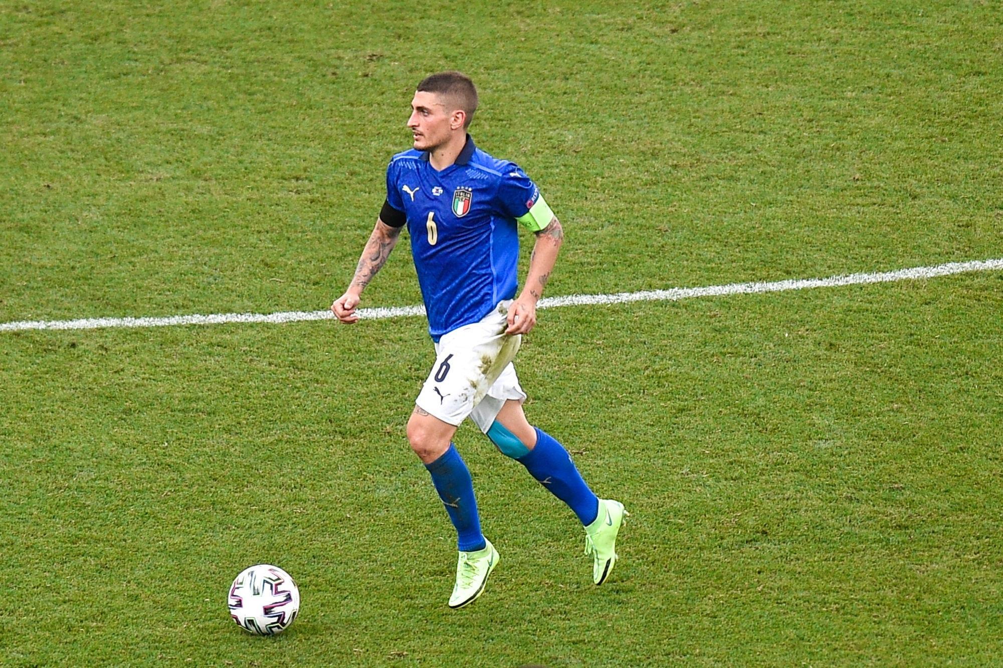 Italie/Pays de Galles - Verratti a impressionné lors de son retour