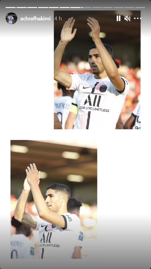 Les images du PSG ce samedi: Retour sur le match PSG/Orléans