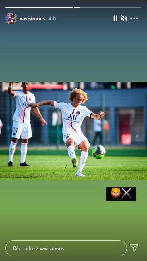 Le images du PSG ce mercredi: Retour sur Paris/Augsbourg