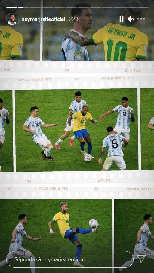 Les images du PSG ce dimanche: L'argentine et l'Italie championnes