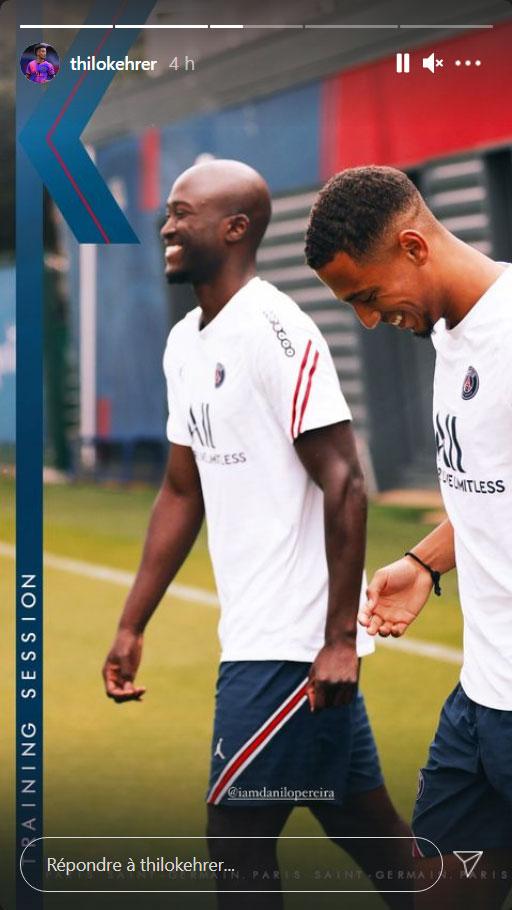 Les images du PSG ce vendredi: Entraînement et conférence de presse avant Lille/PSG