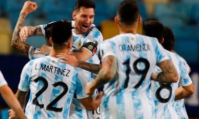 Argentine/Equateur (3-0): Le résumé vidéo