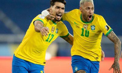 Neymar et Marquinhos appelés pour les matchs du Brésil lors de la trêve de septembre