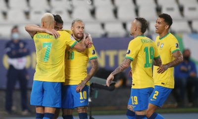 Brésil/Pérou (1-0) : Le résumé vidéo
