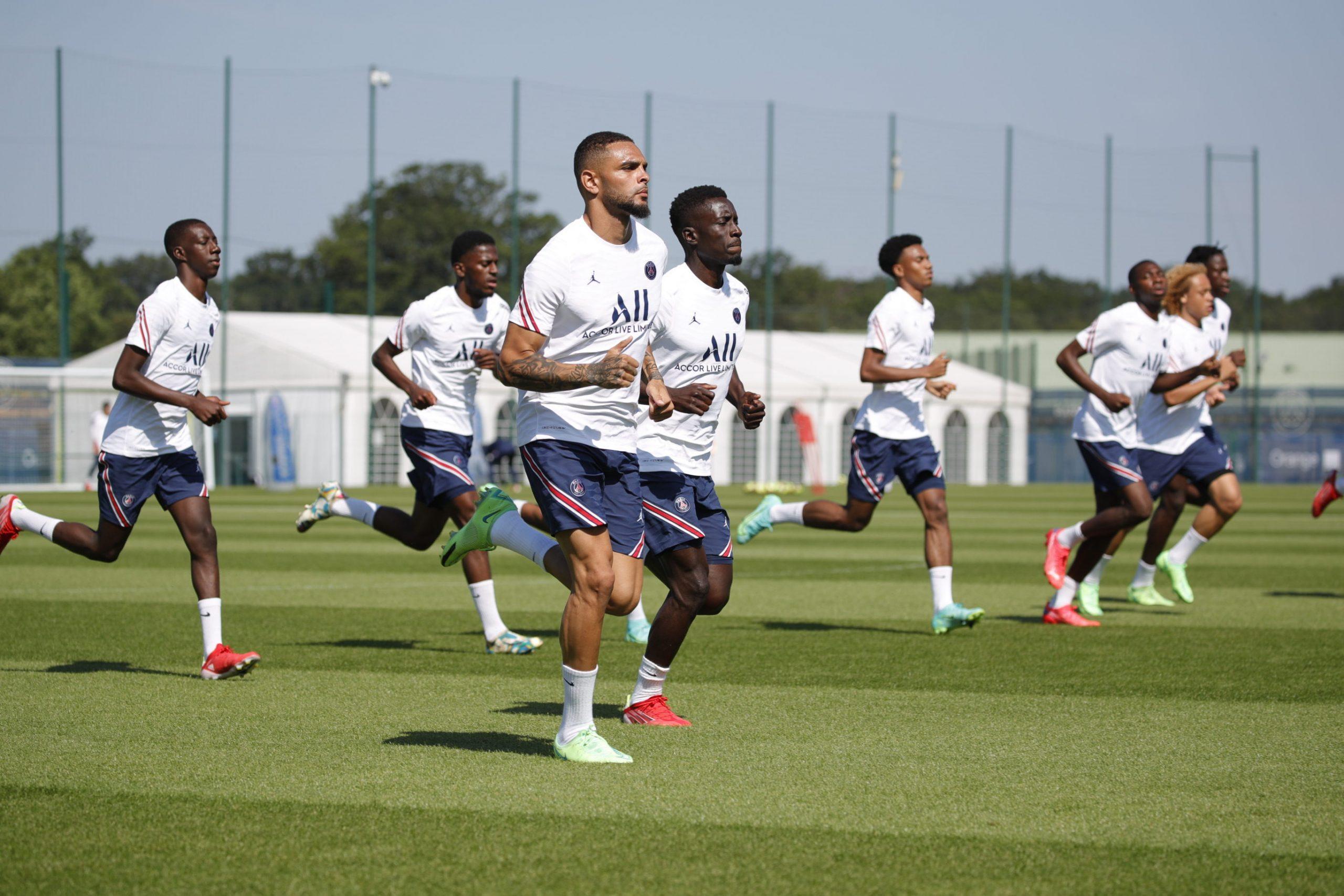 Lille/PSG - Suivez l'entame de l'entraînement des Parisiens ce vendredi à 10h30