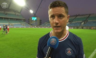 PSG/Séville - Herrera évoque la préparation et le Trophée des Champions face à Lille