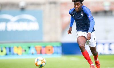 Pembélé veut rapporter une médaille des Jeux Olympiques en France et au PSG