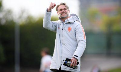 """Van Der Veen loue le professionnalisme de Xavi Simons """"qui a une grande carrière devant lui"""""""