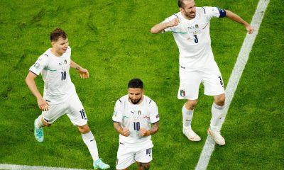 Belgique/Italie (1-2) : Le résumé vidéo