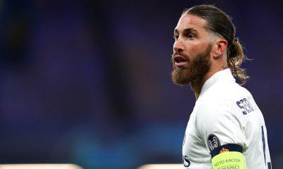 """Sergio Ramos évoque le Real Madrid et souligne: """"le PSG n'est plus un projet : c'est une réalité"""""""