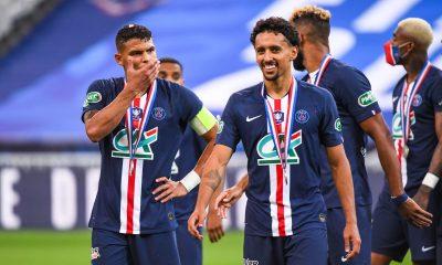 Marquinhos évoque sa relation avec «son idole», Thiago Silva