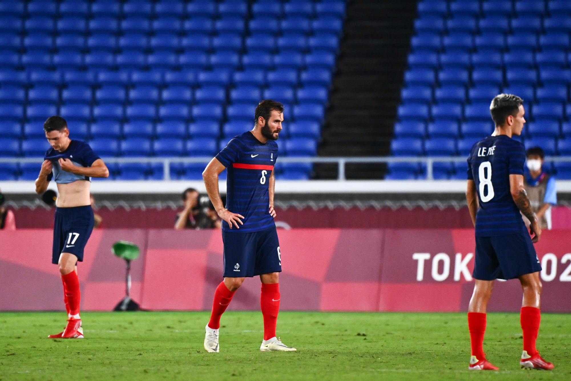 France/Japon - Les Bleus perdent largement avec Pembélé et sont éliminés des JO