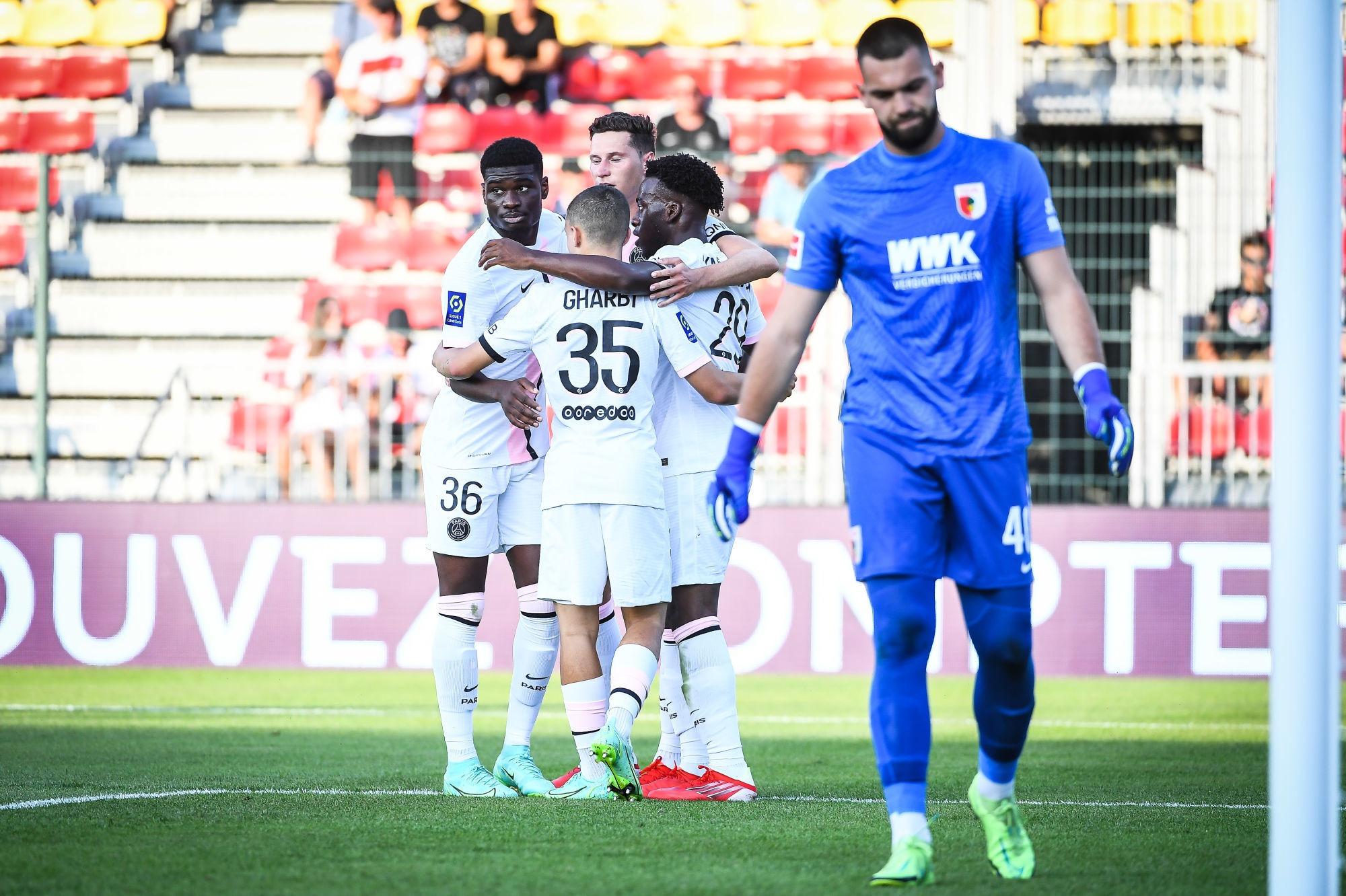 PSG/FC Augsbourg - Compte-rendu : 2-1, les jeunes au pouvoir, Draxler à l'expérience