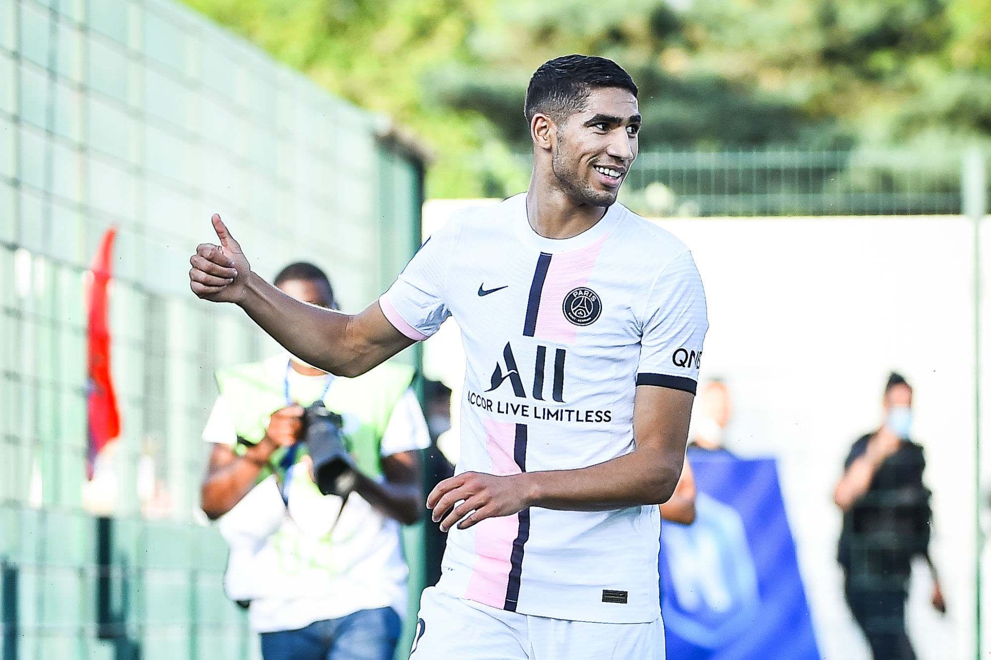 PSG/US Orléans - Compte-rendu : 1-0, un PSG à deux vitesses, Hakimi décisif