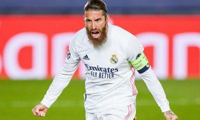 """Sergio Ramos veut aider Paris à gagner la Ligue des Champions """"ce serait historique"""""""