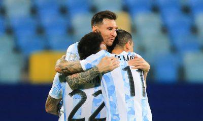Argentine/Brésil (1-0) : Le résumé vidéo