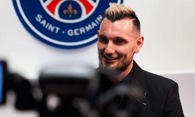 """Letellier se réjouit """"L'histoire est belle. Je suis très heureux de prolonger au PSG"""""""