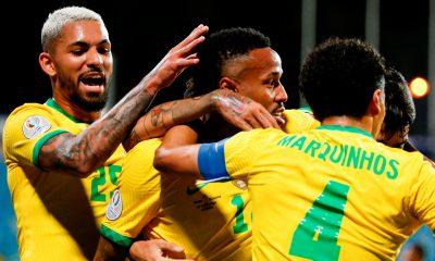 Brésil/Chili (1-0) : Le résumé vidéo