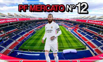 Podcast PSG - Sergio Ramos va signer un contrat de 2 ans