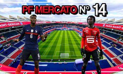 Podcast PSG - Pogba ou Camavinga priorités au milieu, on fait le point mercato