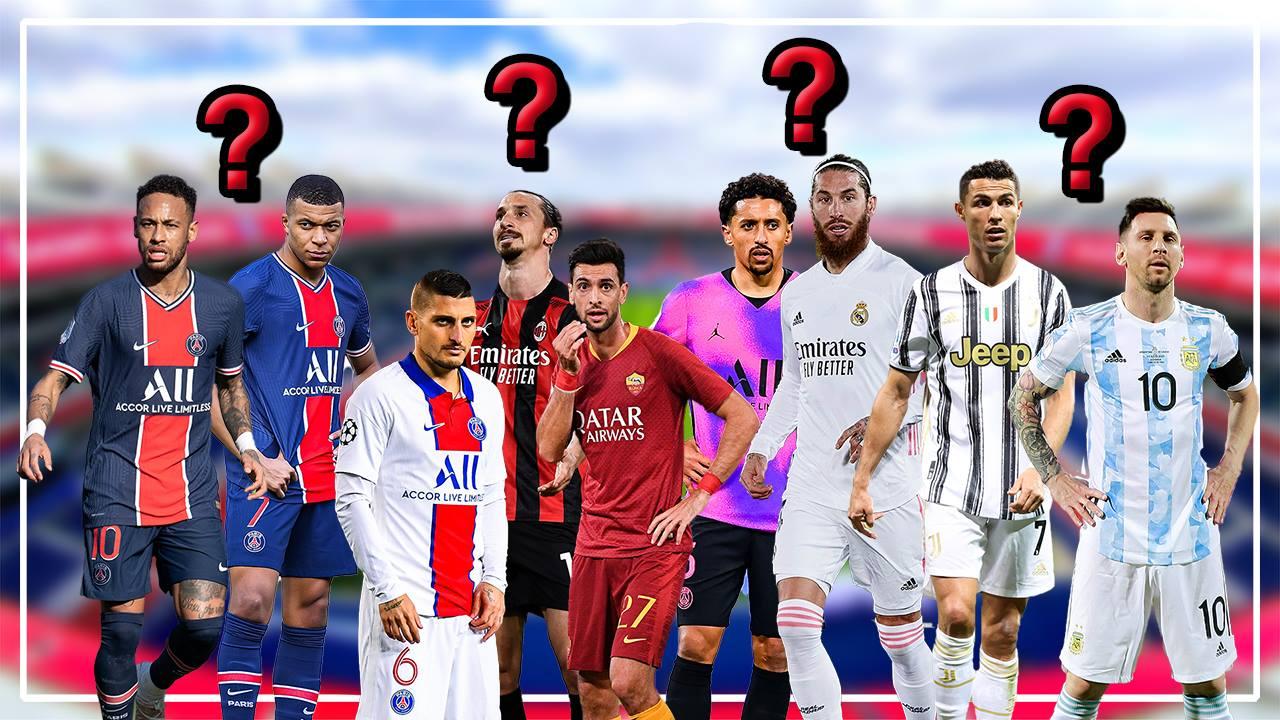 Podcast PSG - Mbappé ou Neymar ? Ronaldo ou Messi ? Notre meilleur souvenir ? Nos réponses rapides