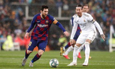 Sergio Ramos évoque Messi, mais sans se mouiller