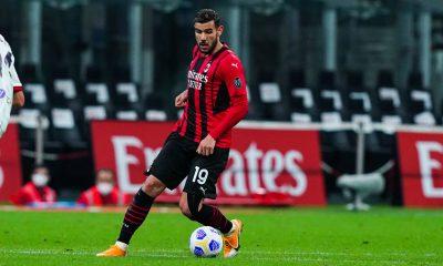 Mercato - Théo Hernandez ciblé par le PSG, l'AC Milan voudrait 60 millions d'euros