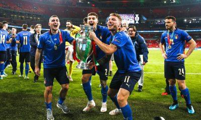 Verratti a brillé en finale de l'Euro et est dans l'équipe-type d'Opta