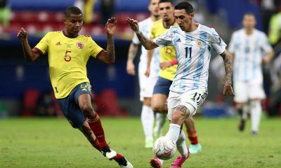 Argentine/Colombie - Di Maria a fait une belle entrée, Paredes moins remarquable
