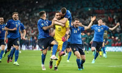 Résumé Italie/Angleterre (1-1, 3-2 TaB): la vidéo