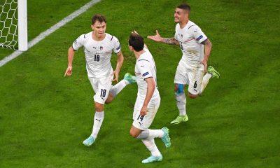 """Verratti se réjouit après la victoire contre la Belgique """"mais on n'a encore rien fait"""""""