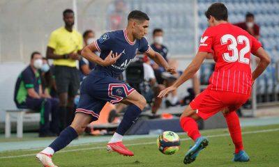 Les images du PSG ce mercredi: Highlights et photos de PSG/Séville