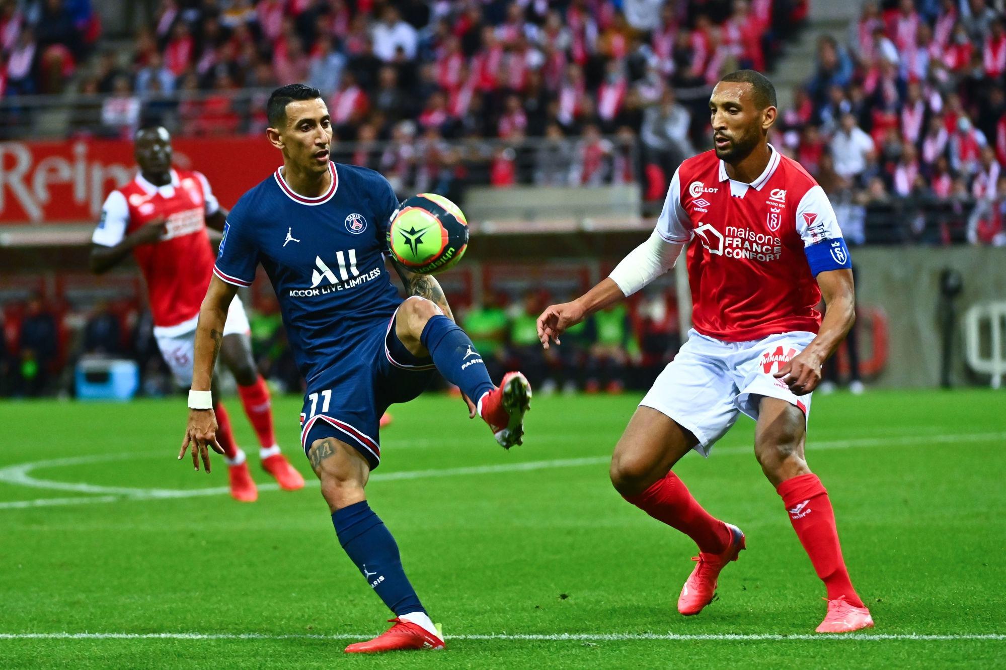 """Reims/PSG - Abdelhamid """"On a essayé, mais on est tombé sur plus fort tout simplement"""""""