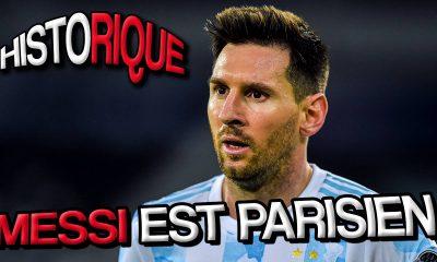 Podcast PSG - Messi a signé, c'est officiel ! Parcours et chiffres d'une légende