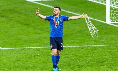 """Florenzi revient sur le choix du PSG, qui """"a choisi un joueur très fort à mon poste"""""""