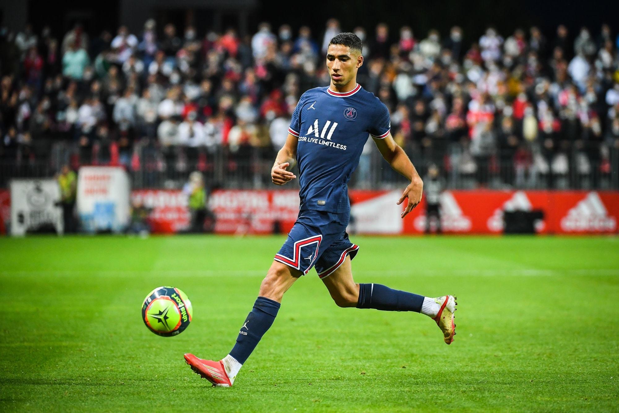 """Bitton salue la recrue Hakimi et trouve la qualité de jeu du PSG """"insuffisante"""", mais reste optimiste"""
