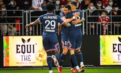 Brest/PSG - Hakimi élu meilleur joueur par les supporters parisiens