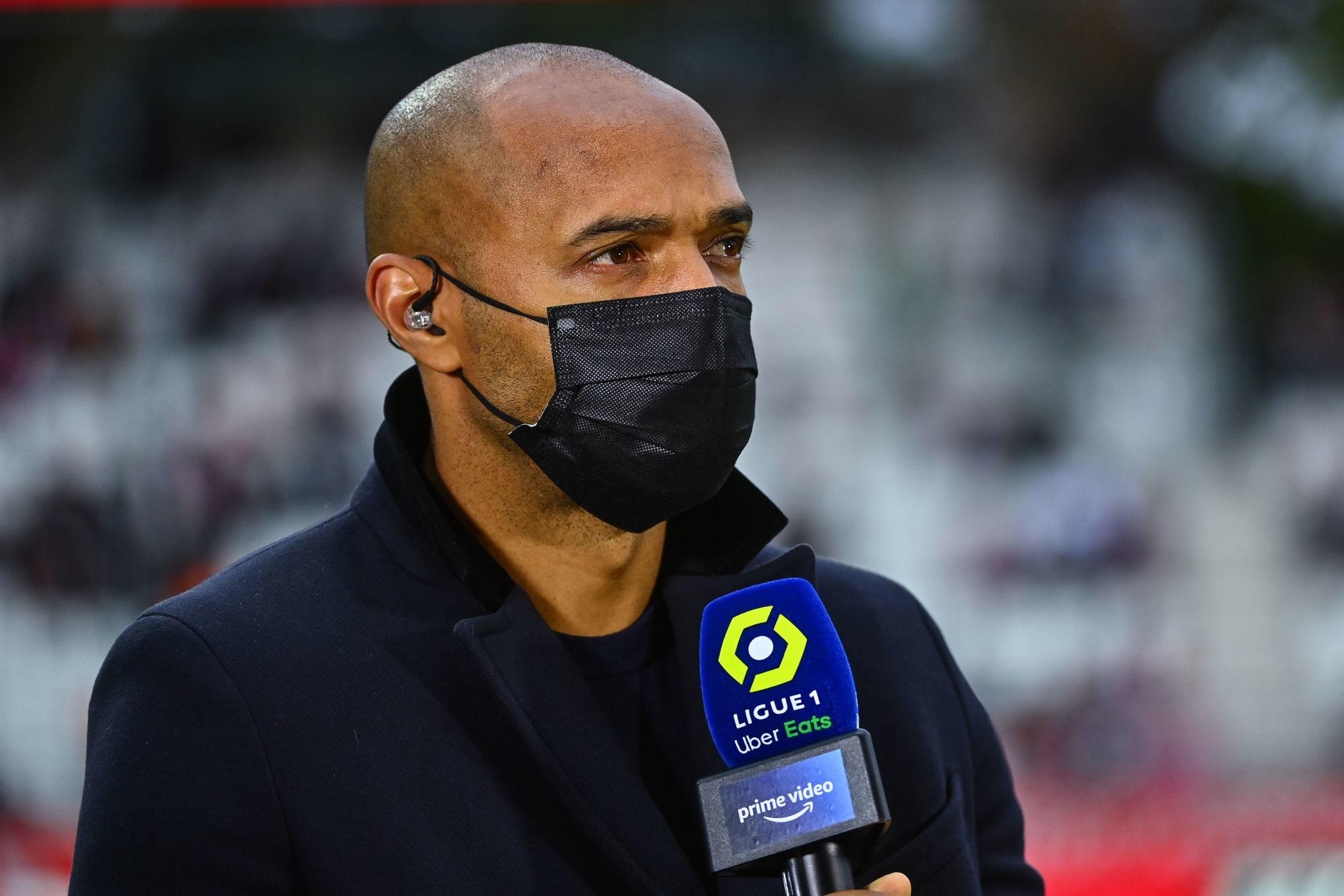 """Henry raconte l'entrée de Messi contre Reims """"tout le stade a scandé son nom"""""""