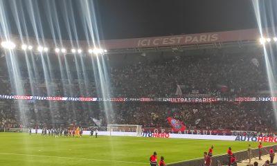 PSG/Strasbourg - Des chants et l'accueil des recrues, dont Messi, en vidéo !